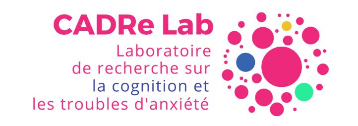 Logo du Laboratoire de recherche sur la cognition et les troubles d'anxiété