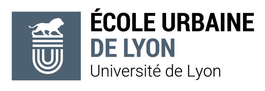 Logo École urbaine de Lyon