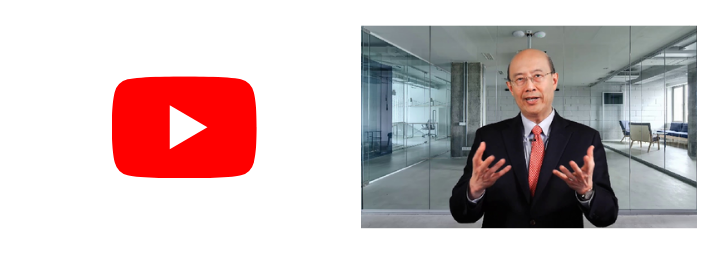 YouTube Icon along with Pr lo portrait