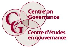 Centre on Governance logo