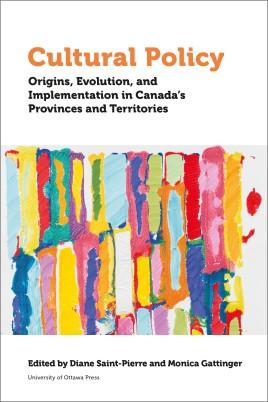 la couverture du livre Cultural Policy