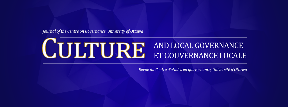 culture and local governance logo