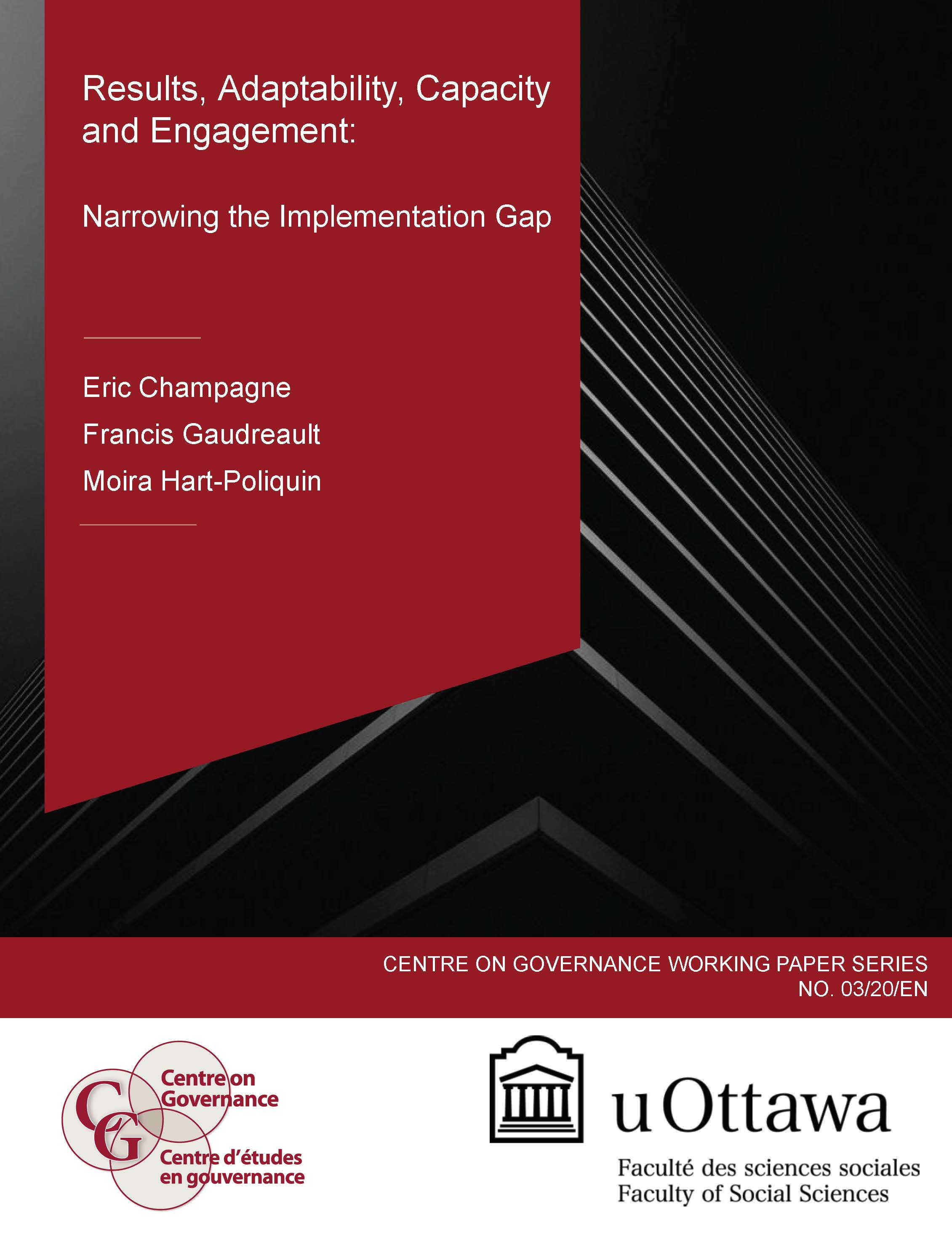 Narrowing the Implementation Gap Description