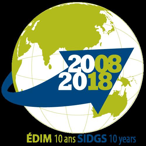 École de développement international et mondialisation 10 ans anniversaire 2008-2018