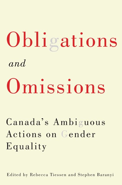 Book cover: Obligations and Omissions