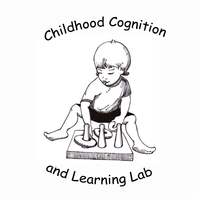 Childhood Cognition and Learning Laboratory logo