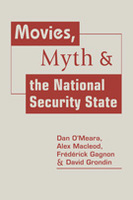 Book cover : Movies, Myth, and the National Security State