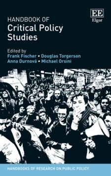 Book cover : Mobilizing Handbook of Critical Policy Studies