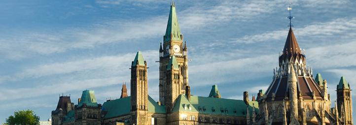 Parliament Hill, Canada