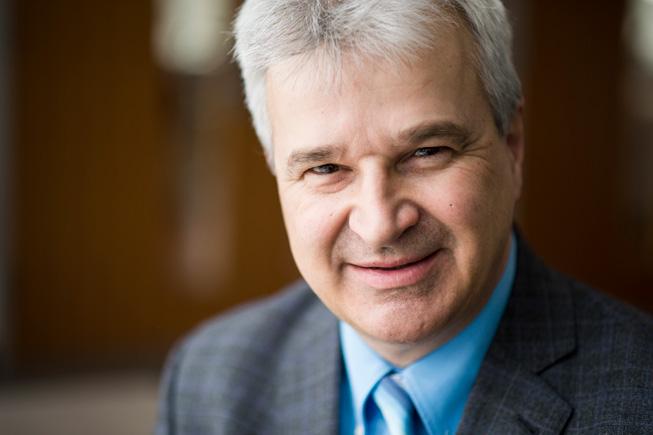 Marcel Mérette, Doyen, Faculté des sciences sociales