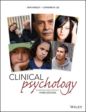 Book cover : Introduction to Clinical Psychology, 3rd Canadian Edition