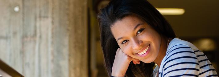 Shaniece Nichols, student in Psychology