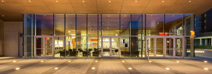 Social Sciences Building, University of Ottawa