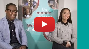 Canada and the World Economy Lecture Series video by Igor and Duangsuda, Students of the Department of Economics