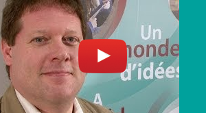 Chuck Talbot Memorial Prize video by Bastien Quirion, Chair of the Department of Criminology