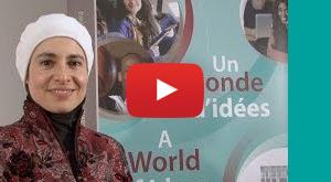 Danielle Nacu Scholarship video by Nadia Abu-Zahra, Assistant Professor at the School of International Development and Global Studies
