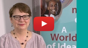 Michèle-Kérisit Scholarship video by Cécile Coderre, Full Professor at the School of Social Work