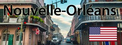 rech terrain Nouvelle-Orleans