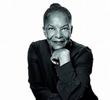 Portrait of Christiane Taubira