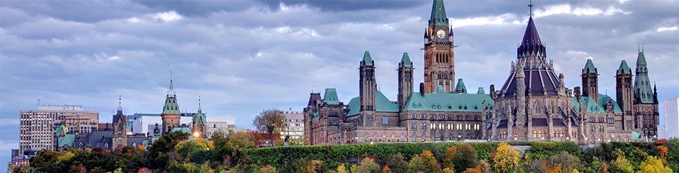 Parlament buildings