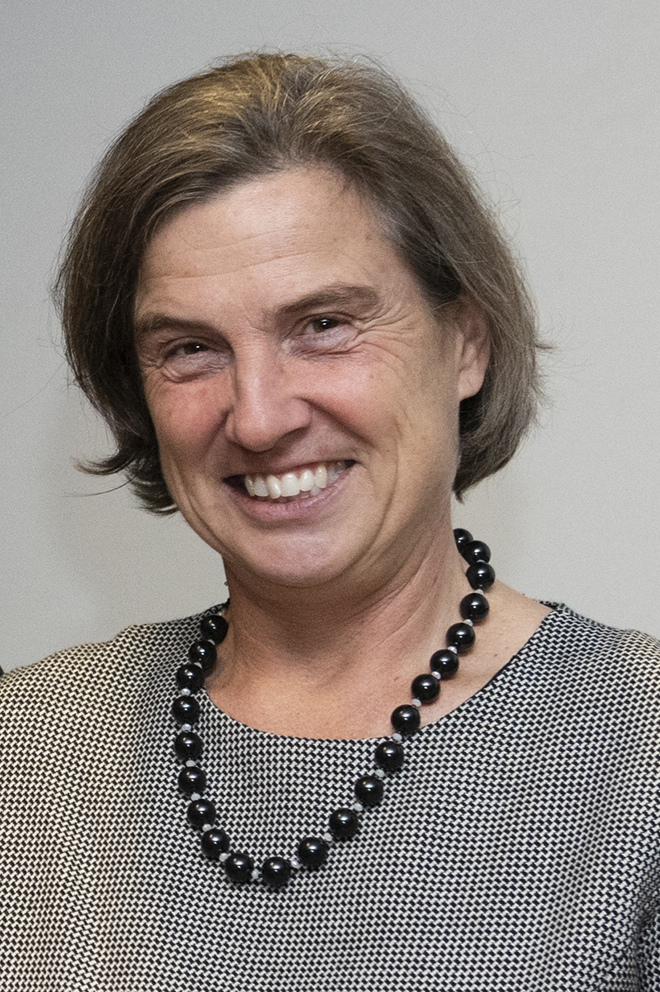 Victoria Barham, Dean of the Faculty of Social Sciences