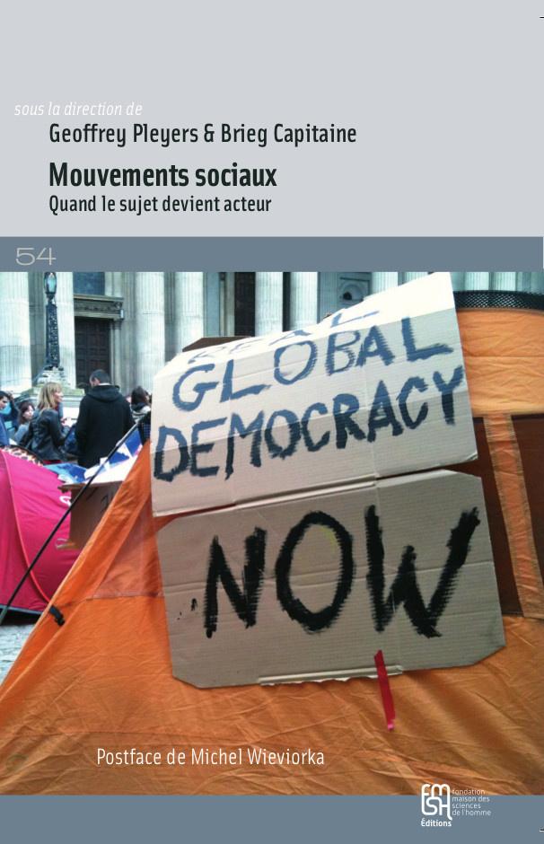 Book cover : Mouvements sociaux : Quand le sujet devient acteur,