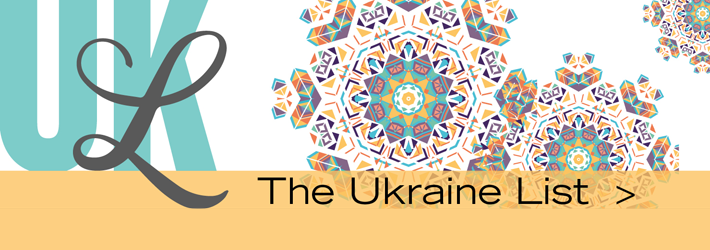 Stylized image of the Ukraine List