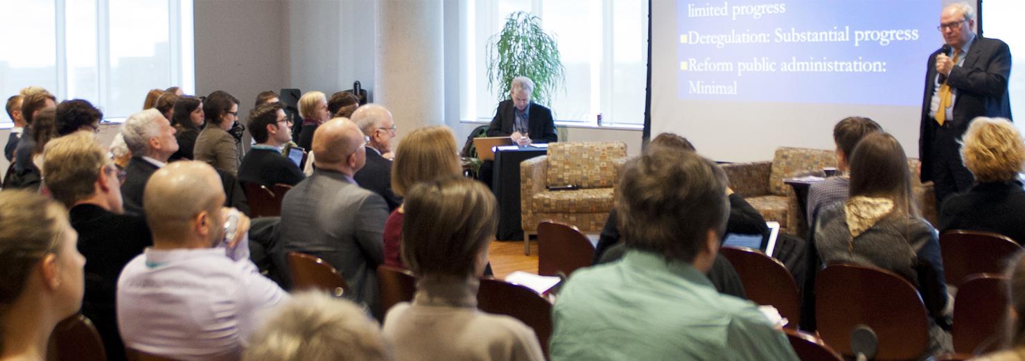 Panelists of Danyliw Seminar 2015